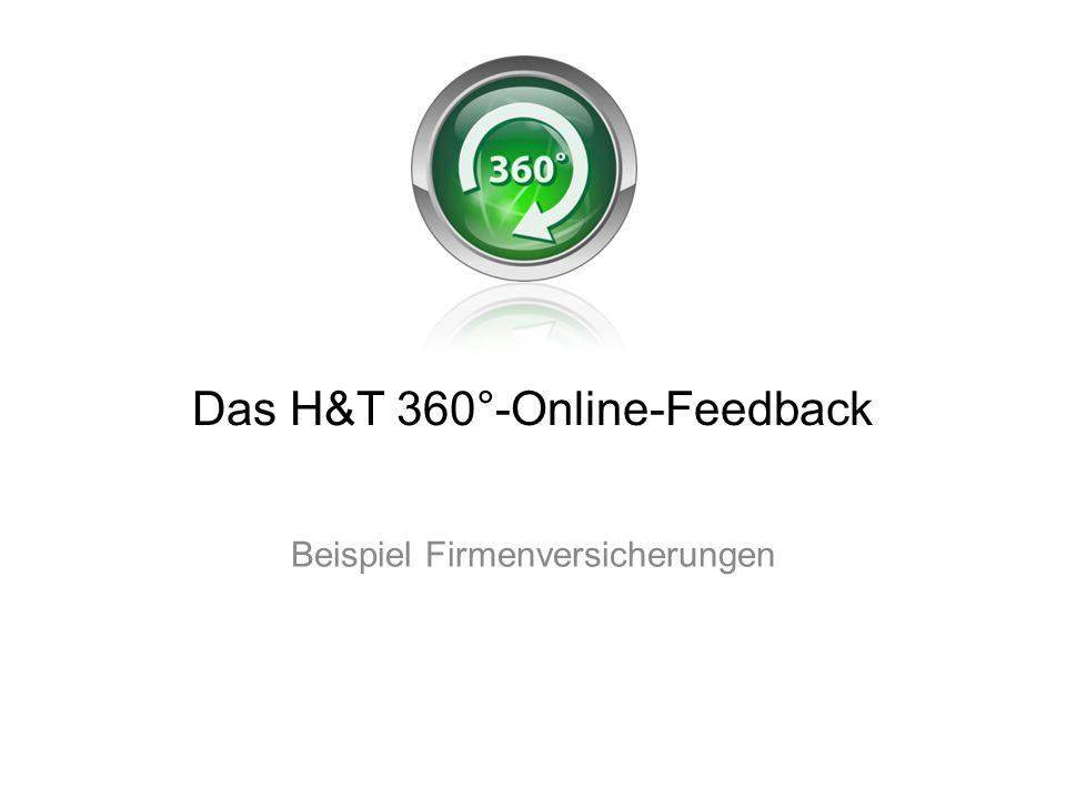 Das H&T 360°-Online-Feedback