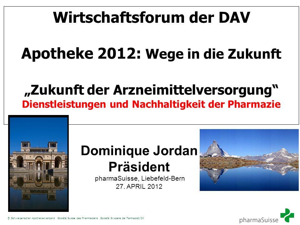 pharmaSuisse, Liebefeld-Bern