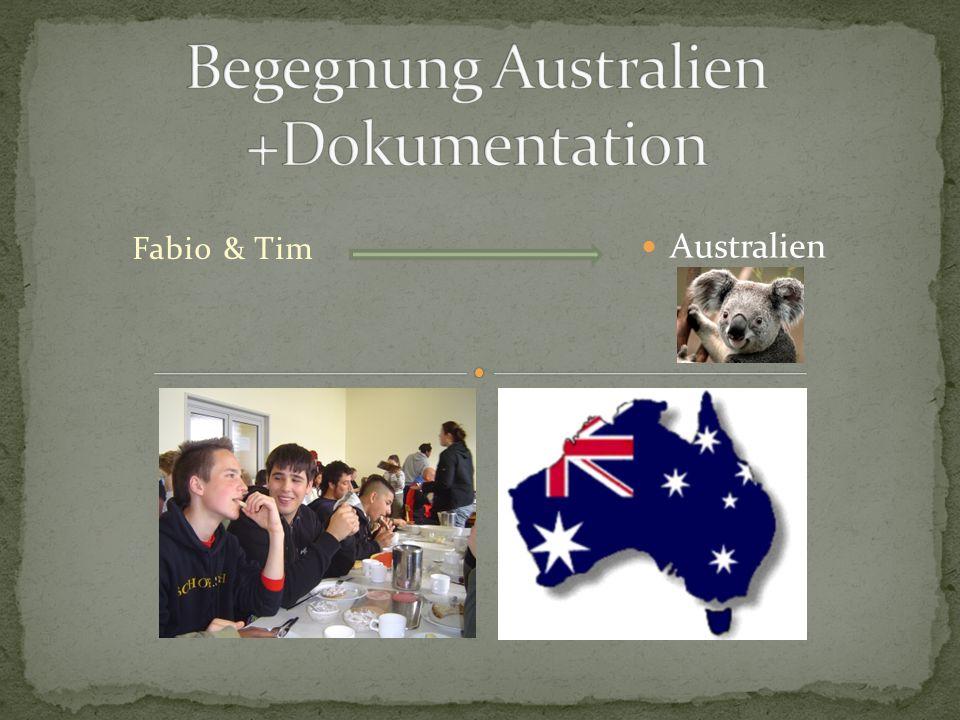 Begegnung Australien +Dokumentation