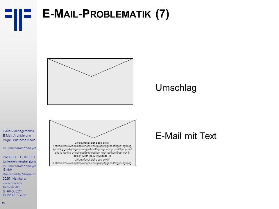 E-Mail-Problematik (7)