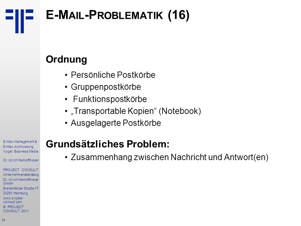 E-Mail-Problematik (16)