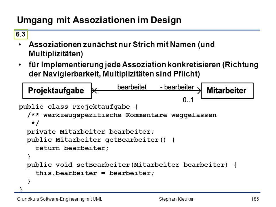 Umgang mit Assoziationen im Design