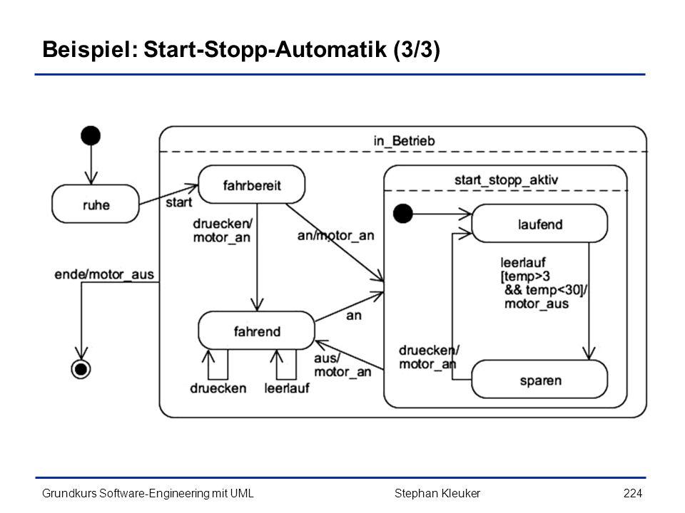 Beispiel: Start-Stopp-Automatik (3/3)
