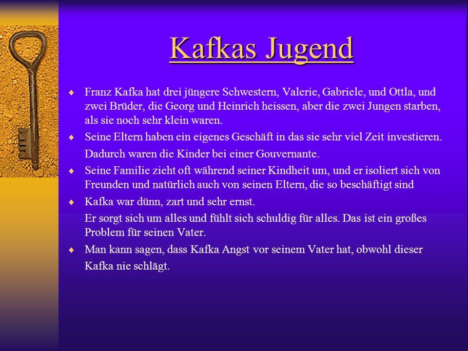 Kafkas Jugend