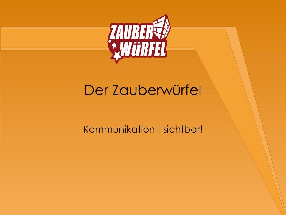 Kommunikation - sichtbar!