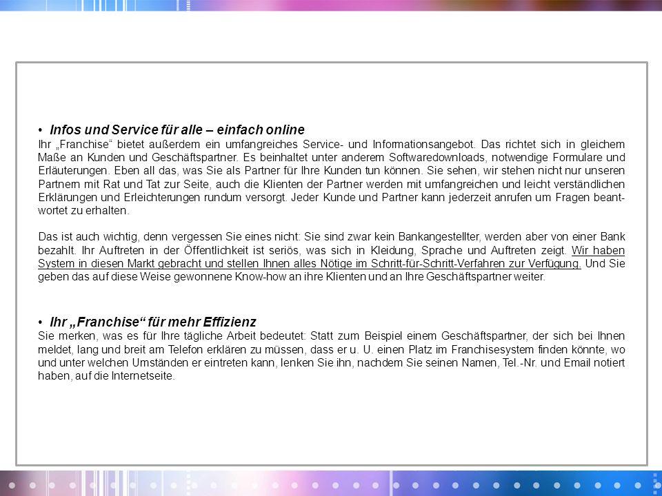 Infos und Service für alle – einfach online