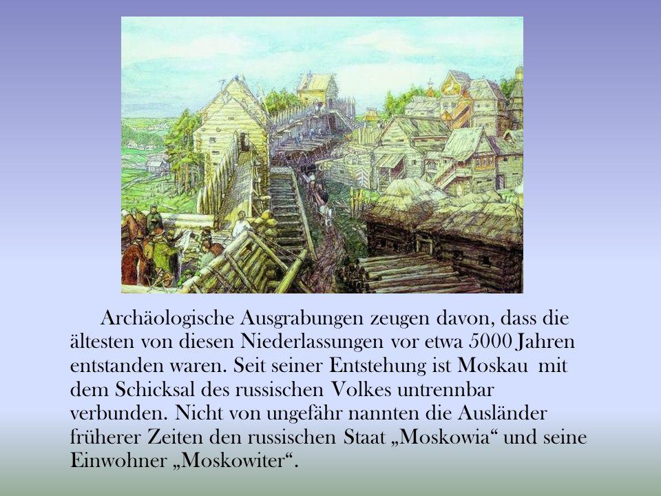 Archäologische Ausgrabungen zeugen davon, dass die ältesten von diesen Niederlassungen vor etwa 5000 Jahren entstanden waren.
