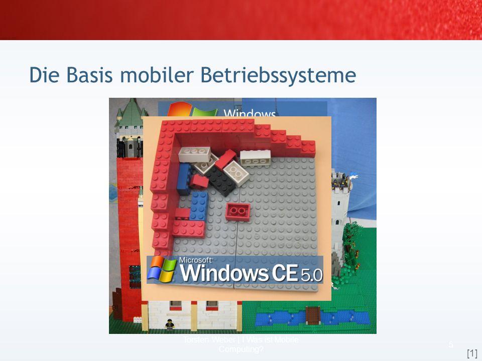 Die Basis mobiler Betriebssysteme