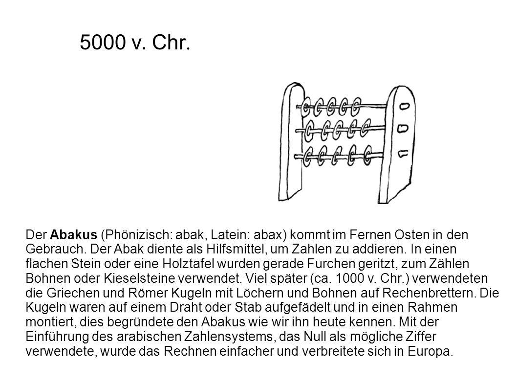 5000 v. Chr.