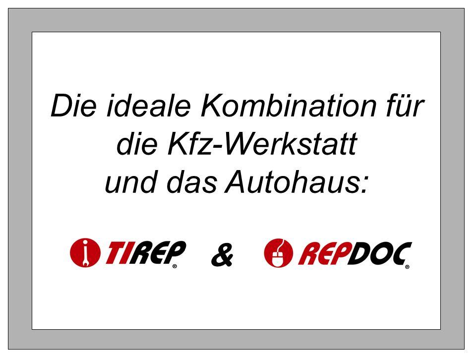 Die ideale Kombination für die Kfz-Werkstatt und das Autohaus: