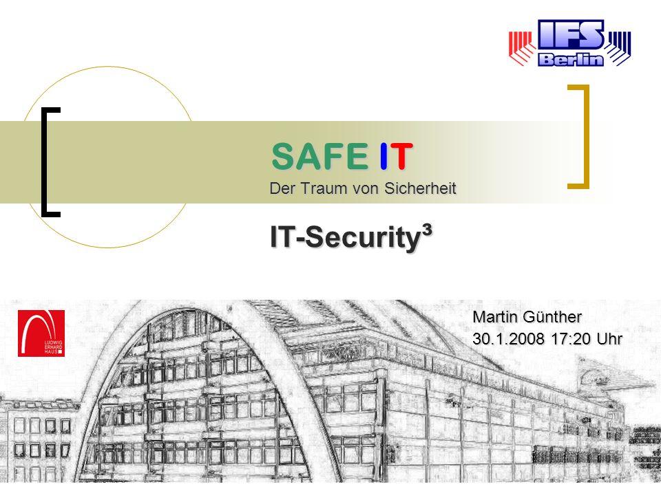 Der Traum von Sicherheit