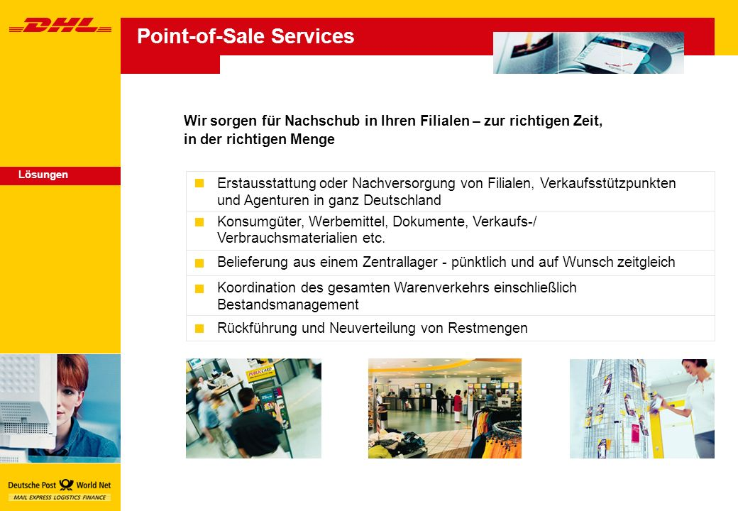 Point-of-Sale Services