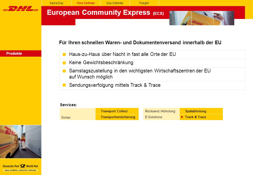 European Community Express (ECX)