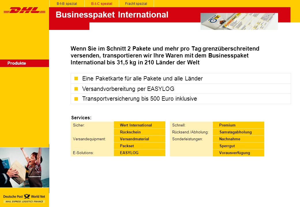 Businesspaket International