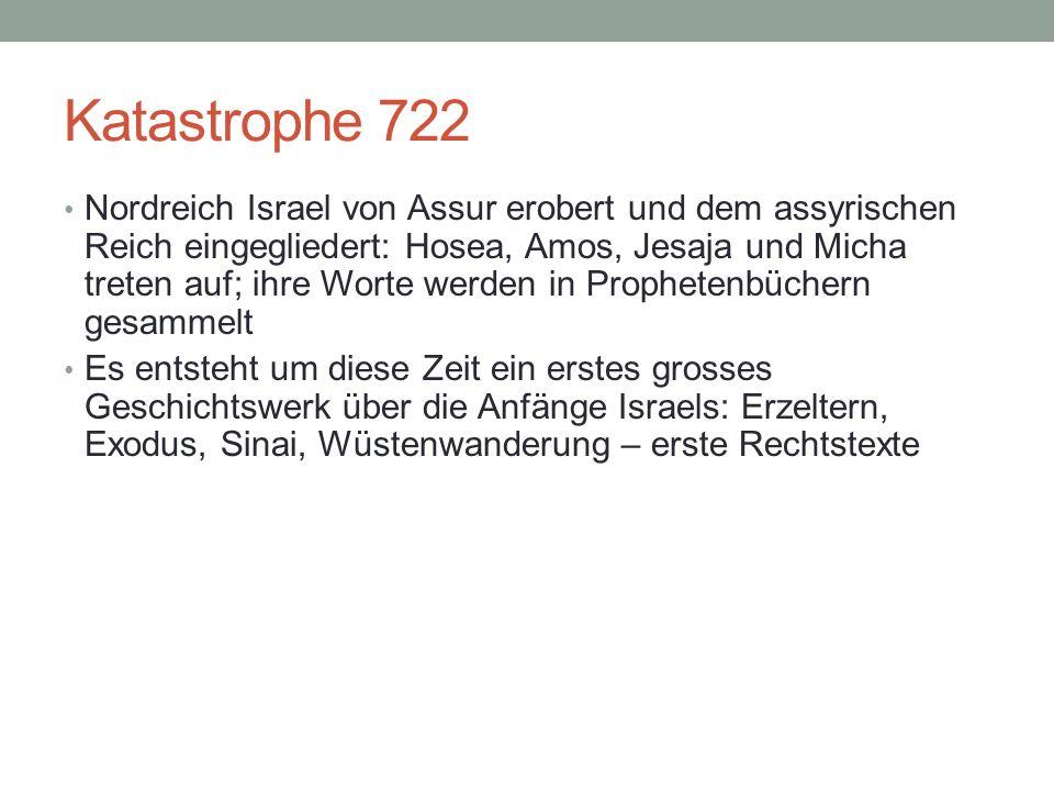 Katastrophe 722