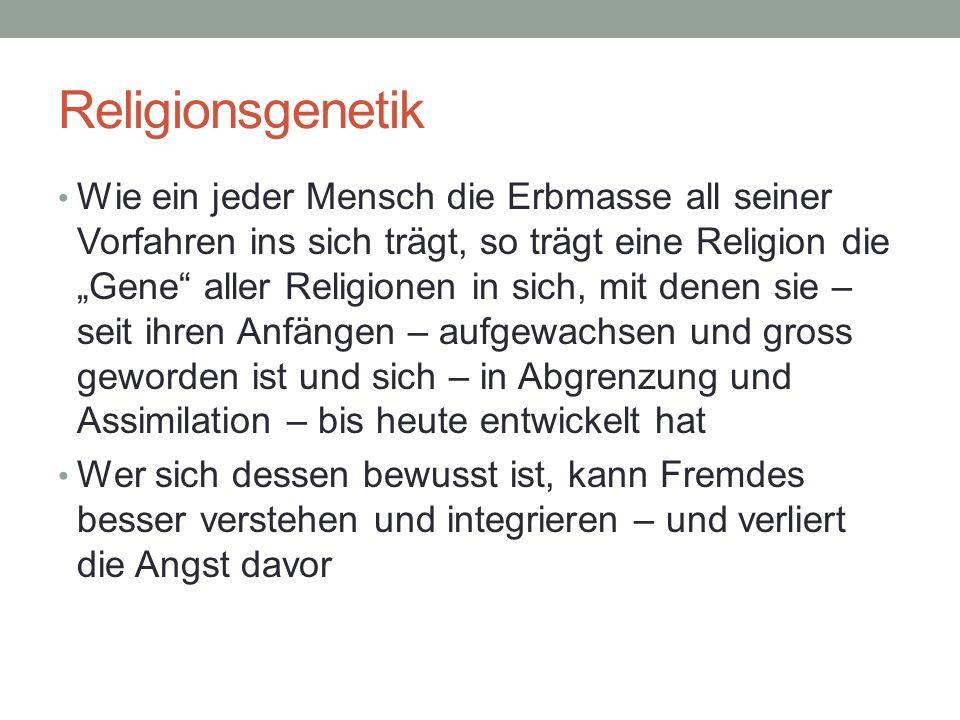 Religionsgenetik