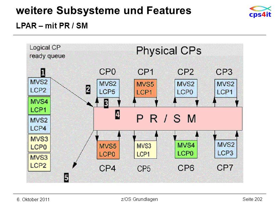 weitere Subsysteme und Features