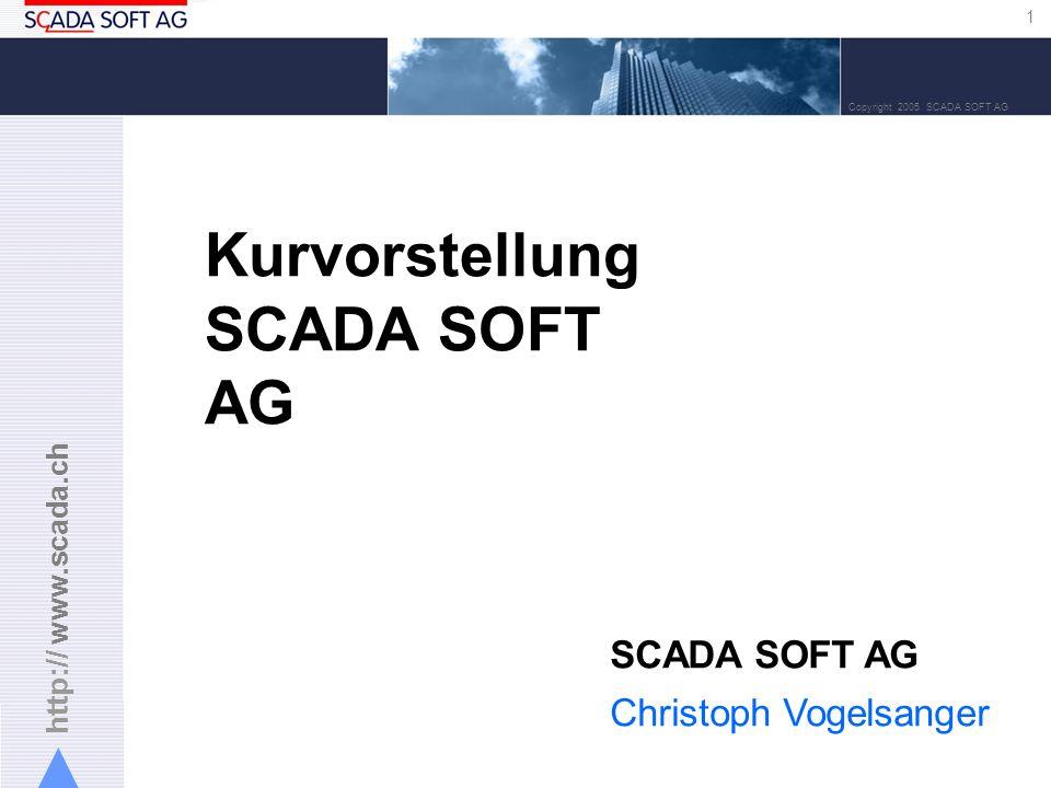 Kurvorstellung SCADA SOFT AG