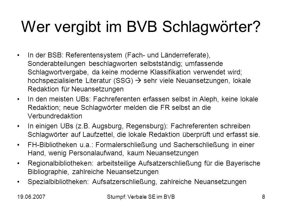 Wer vergibt im BVB Schlagwörter