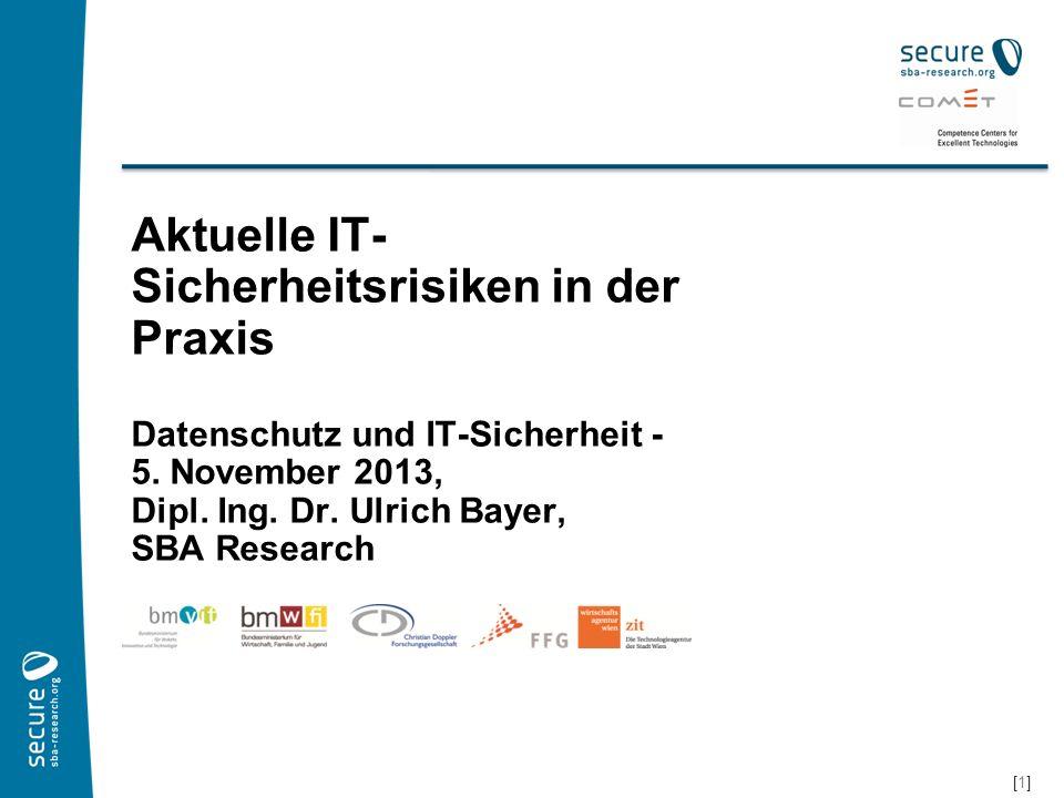 Aktuelle IT-Sicherheitsrisiken in der Praxis Datenschutz und IT-Sicherheit - 5.