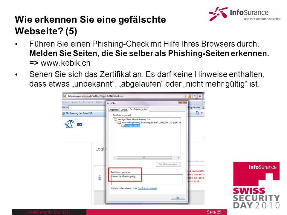 Wie erkennen Sie eine gefälschte Webseite (5)