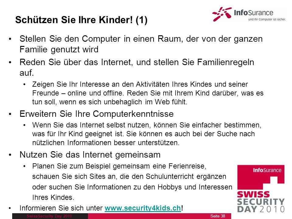 Schützen Sie Ihre Kinder! (1)