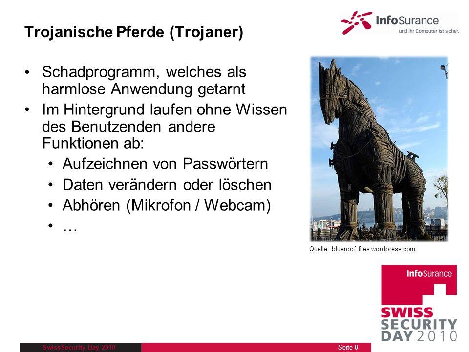 Trojanische Pferde (Trojaner)