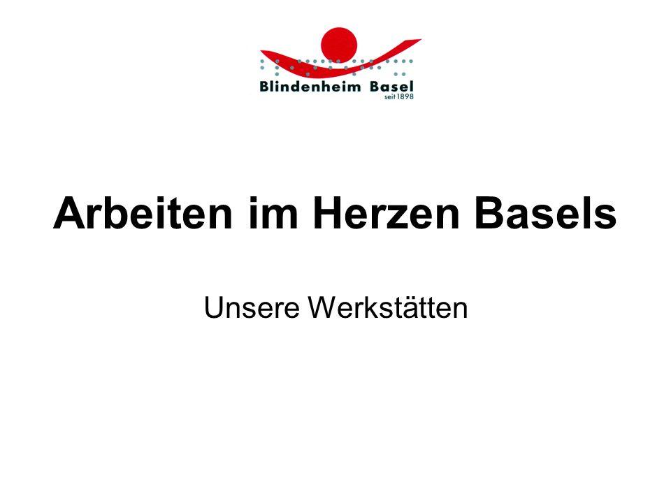 Arbeiten im Herzen Basels