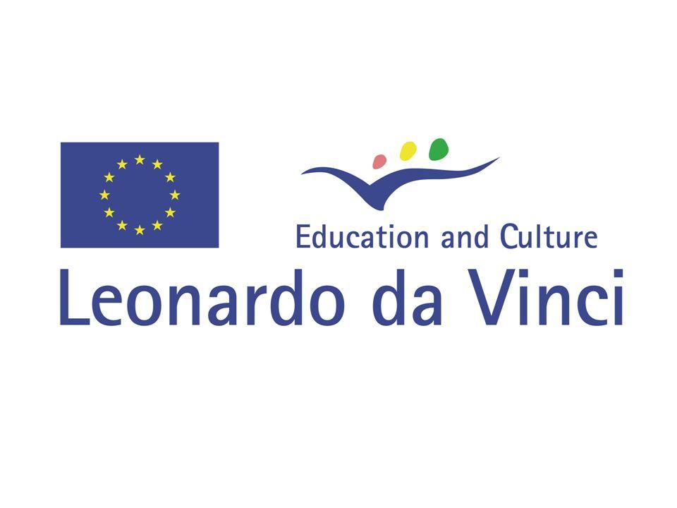 Im Rahmen von Leonardo II nehmen wir an einem multinationalen Projekt im sprachlichen Sektor teil.