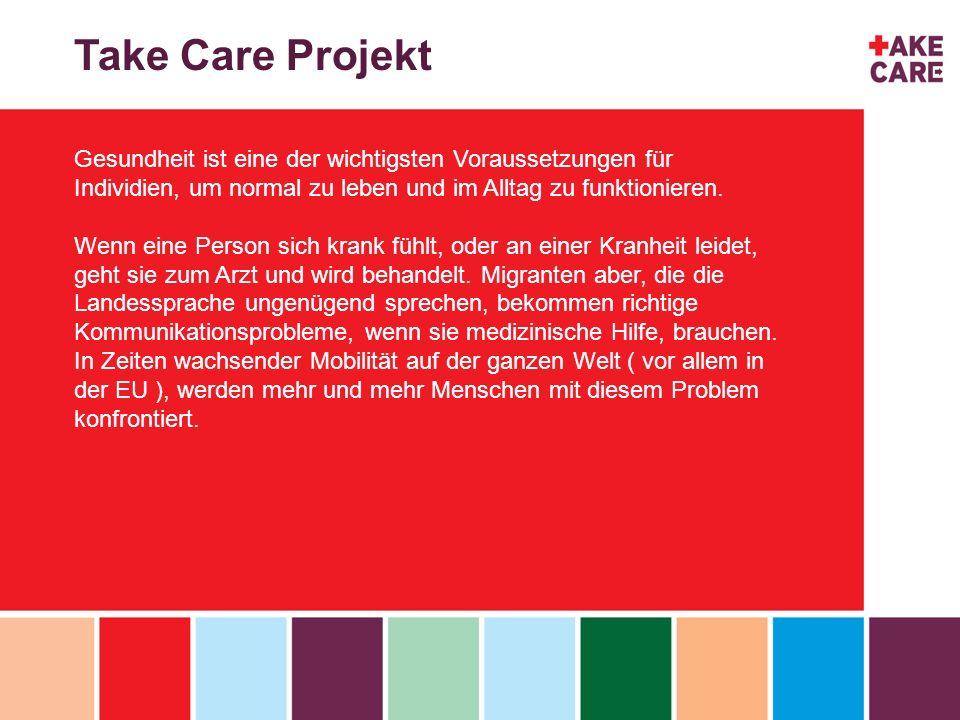 Take Care Projekt