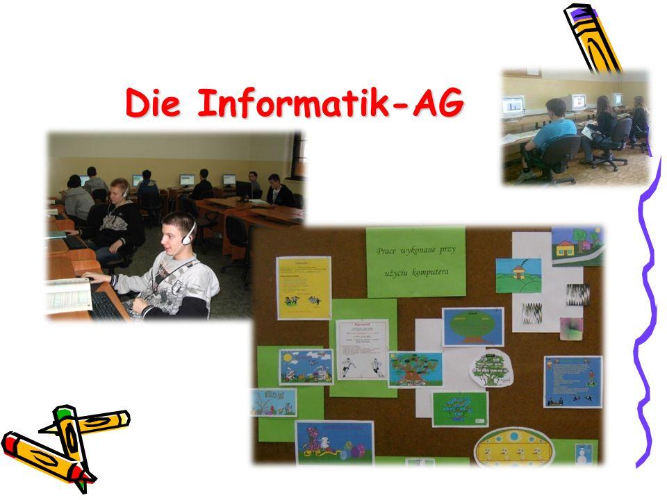 Die Informatik-AG