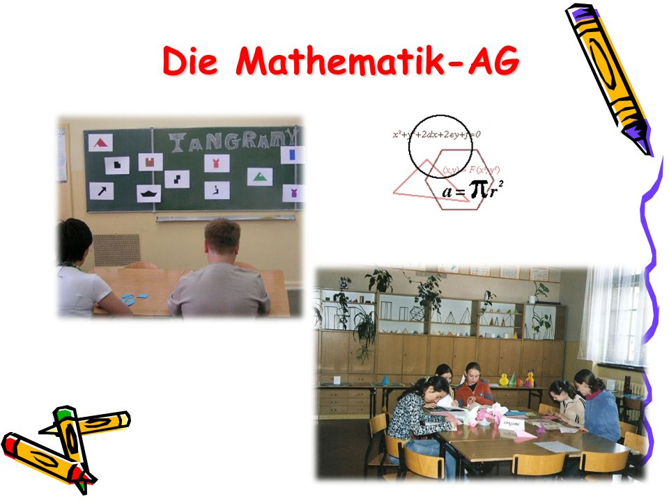 Die Mathematik-AG