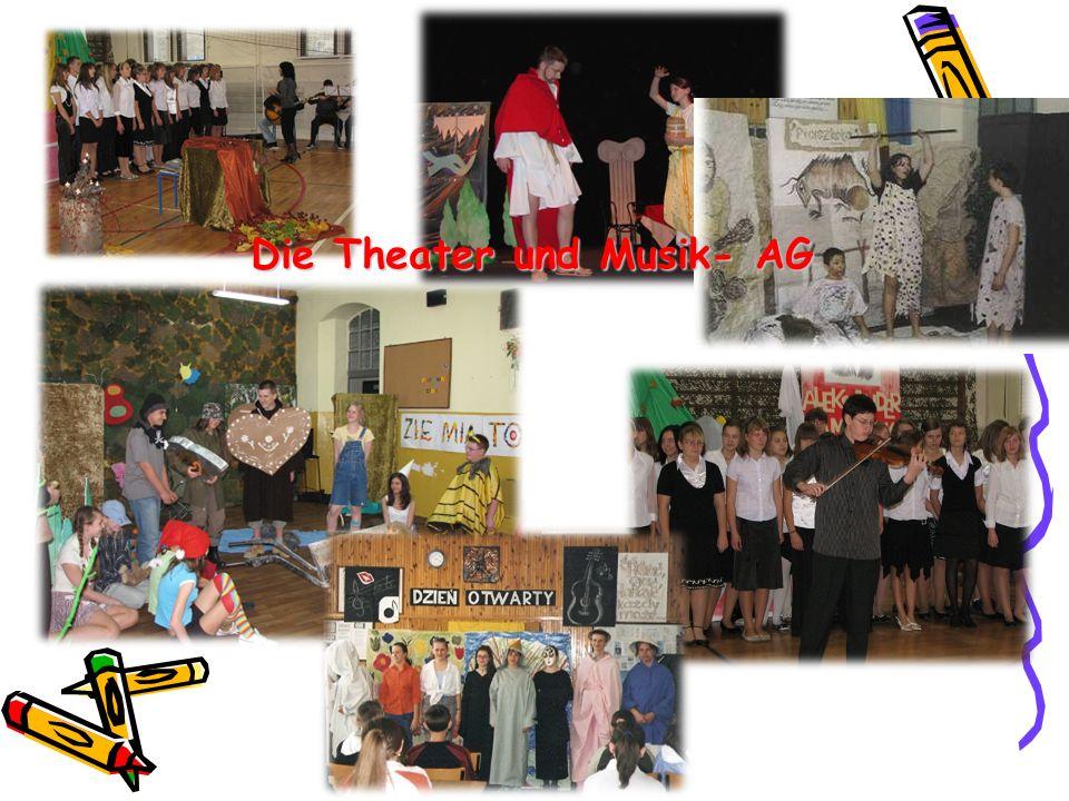 Die Theater und Musik- AG