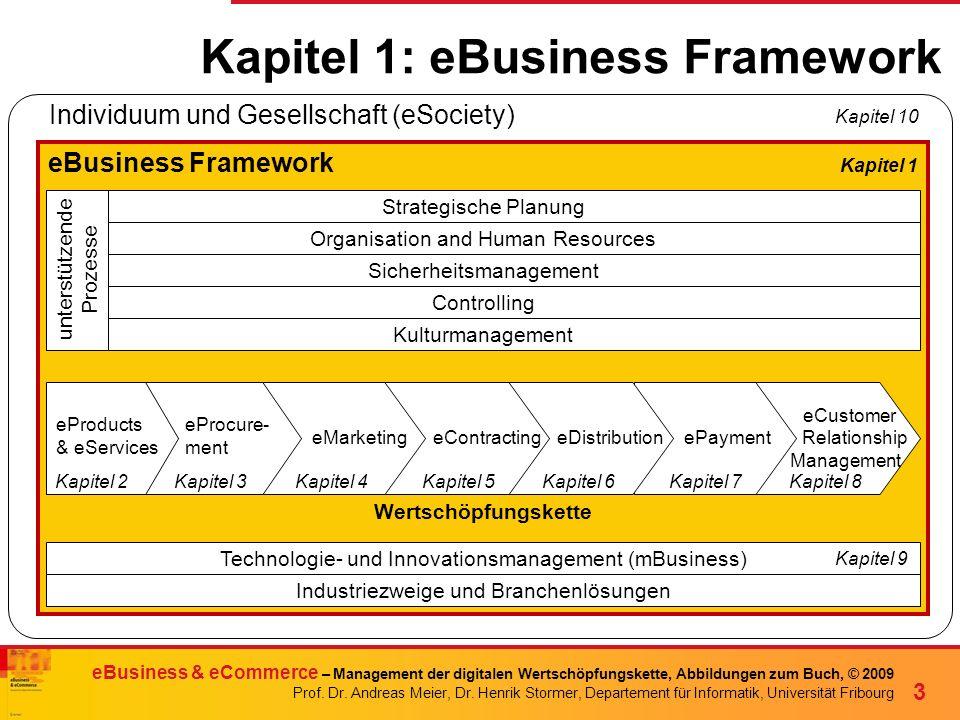 Kapitel 1: eBusiness Framework