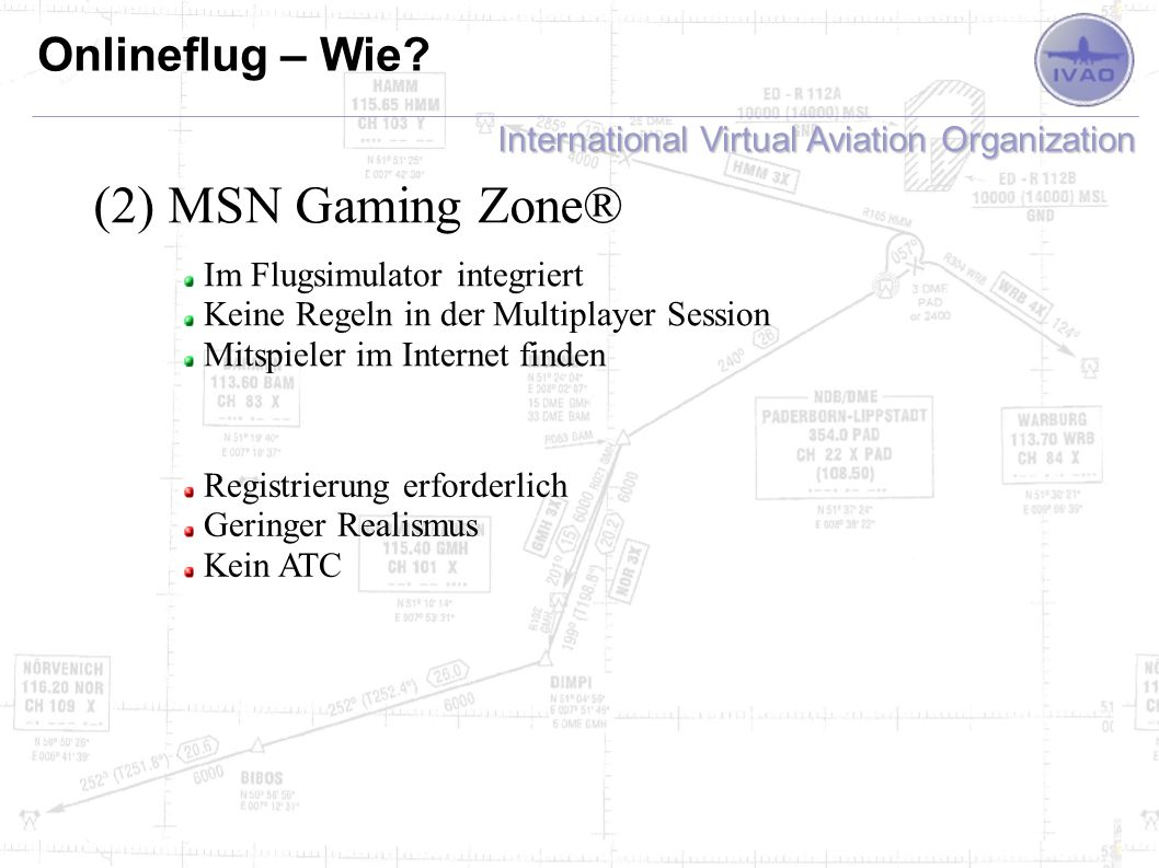 MSN Gaming Zone® Onlineflug – Wie