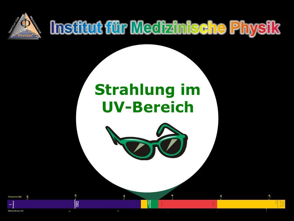 Strahlung im UV-Bereich