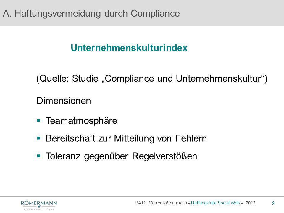 Unternehmenskulturindex
