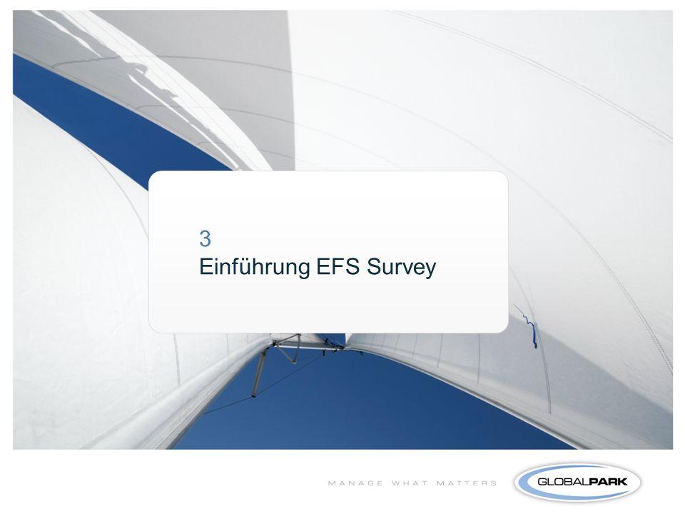 3 Einführung EFS Survey