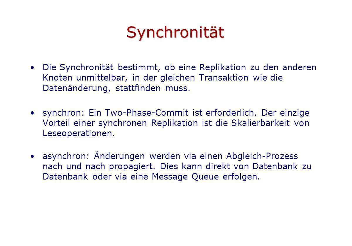 Synchronität