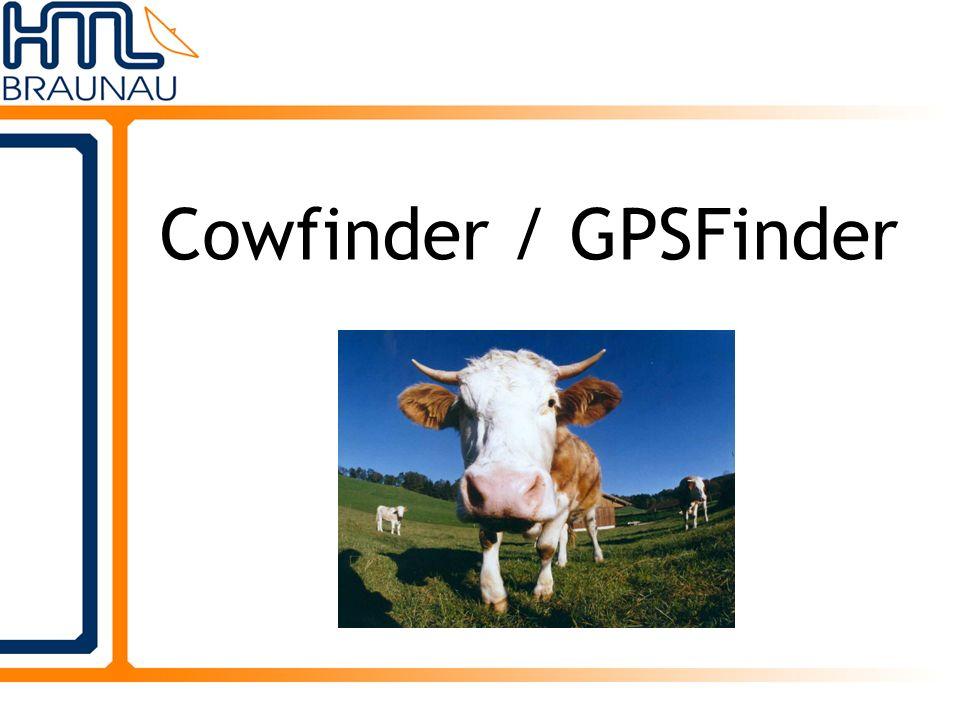 Cowfinder / GPSFinder