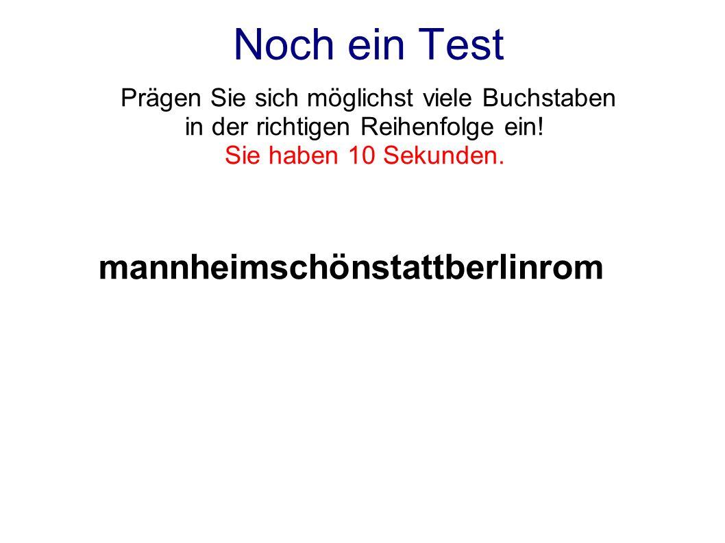Noch ein Test mannheimschönstattberlinrom