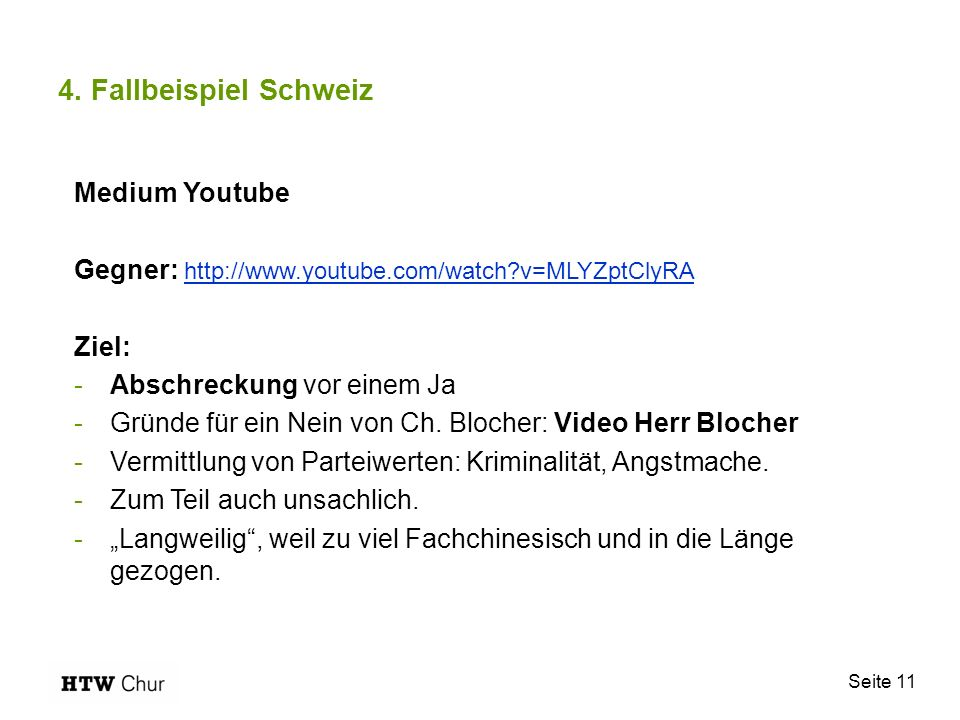 4. Fallbeispiel Schweiz Medium Youtube