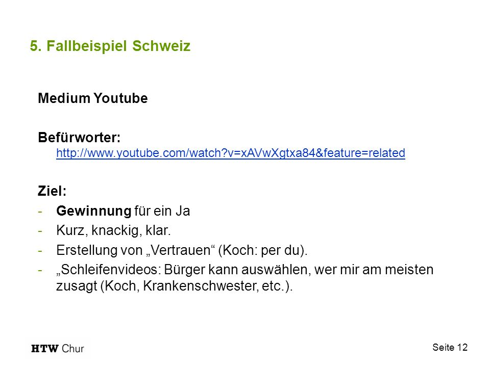5. Fallbeispiel Schweiz Medium Youtube