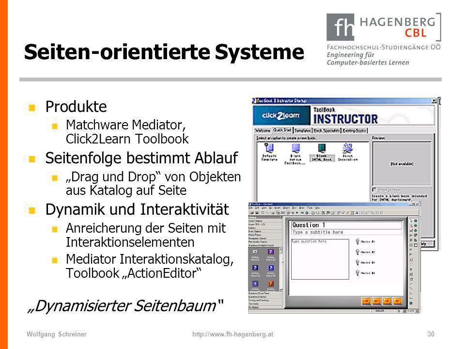 Seiten-orientierte Systeme