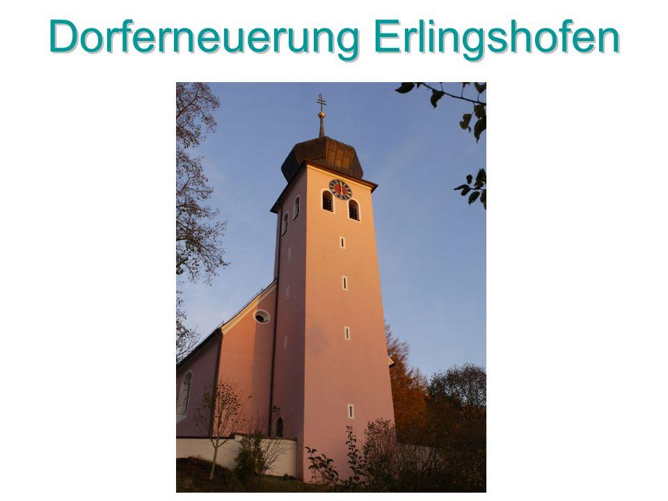 Dorferneuerung Erlingshofen