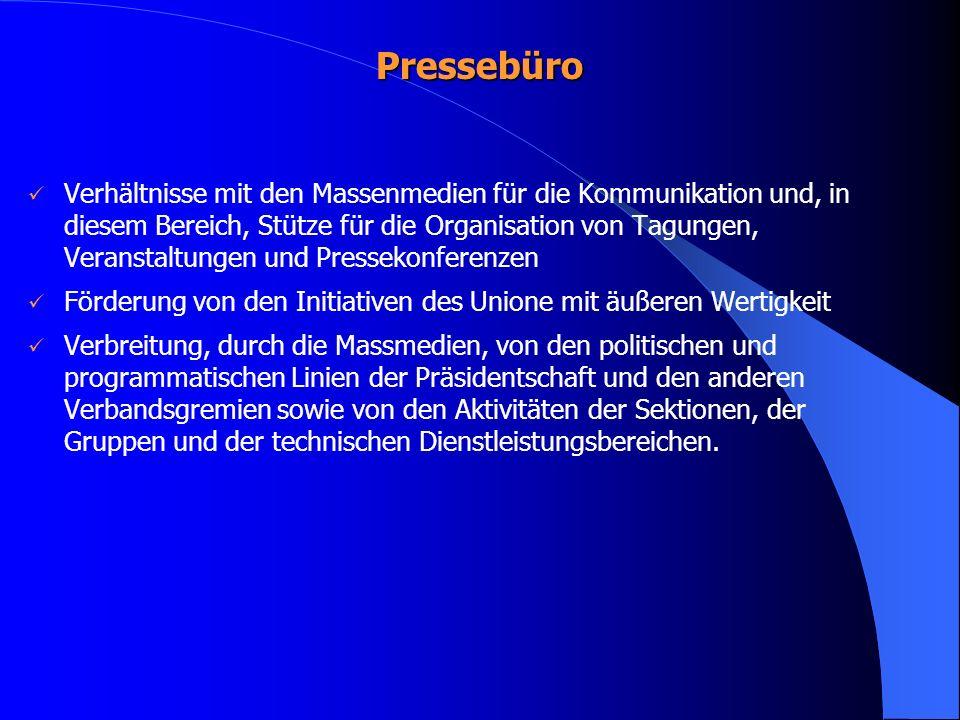 Pressebüro