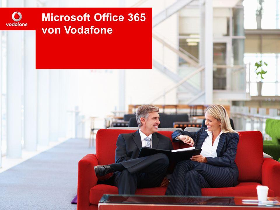 Microsoft Office 365 von Vodafone