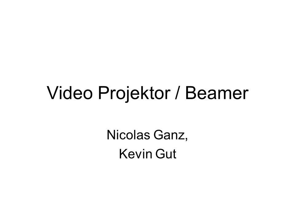 Video Projektor / Beamer