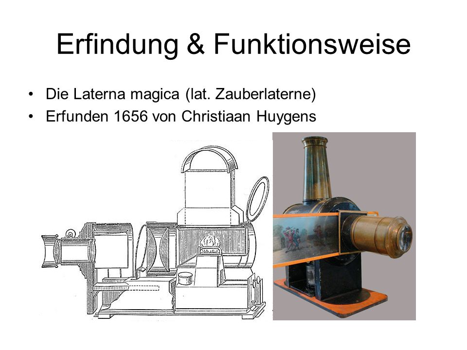 Erfindung & Funktionsweise