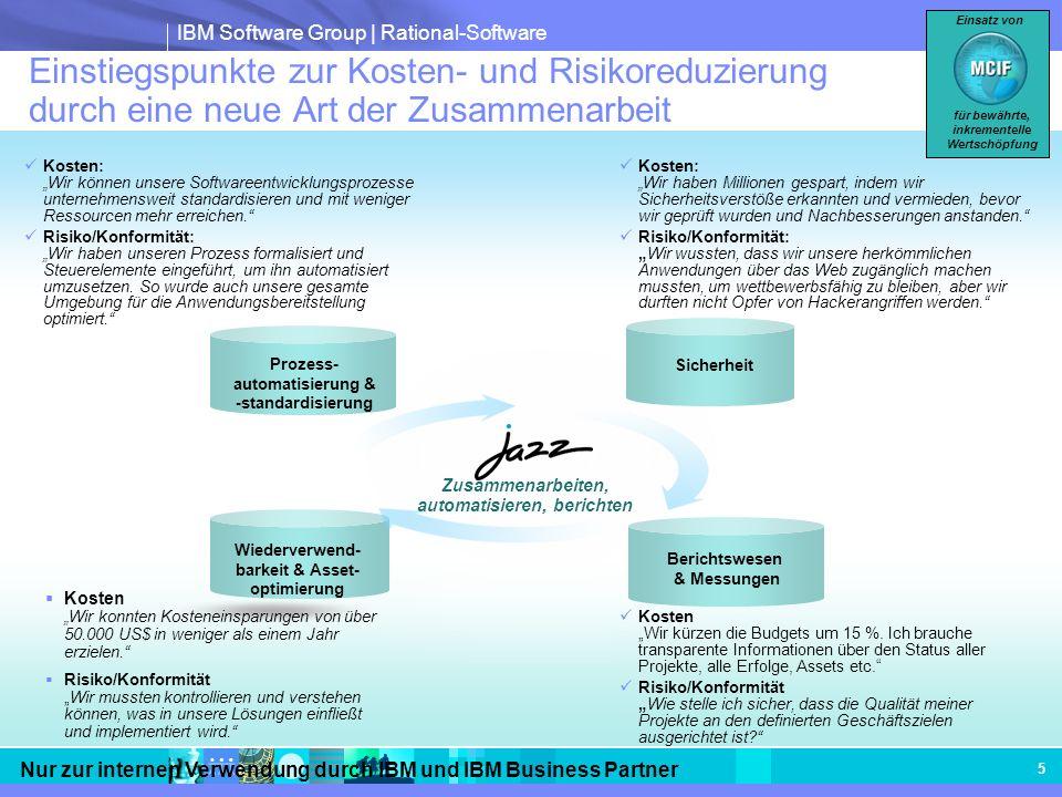 Einsatz von Einstiegspunkte zur Kosten- und Risikoreduzierung durch eine neue Art der Zusammenarbeit.